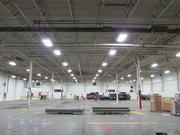 Metal Halide to T5 lighting retrofit, Cleveland & Akron, Ohio
