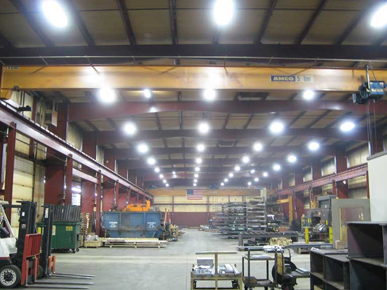 Metal Halide to T5 lighting upgrade, Cleveland & Akron, Ohio