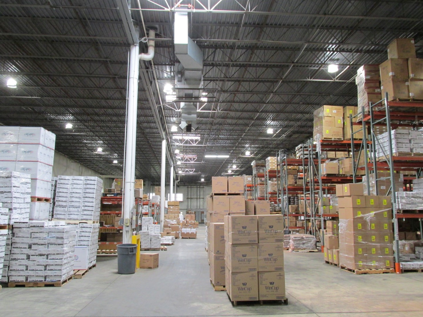 Metal Halide to CREE LED High Bay Fixtures, Cleveland & Akron, Ohio